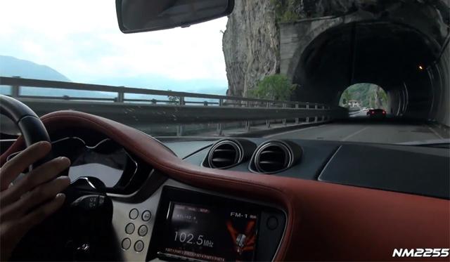Video: Ride Inside a Tuned Lotus Evora V6