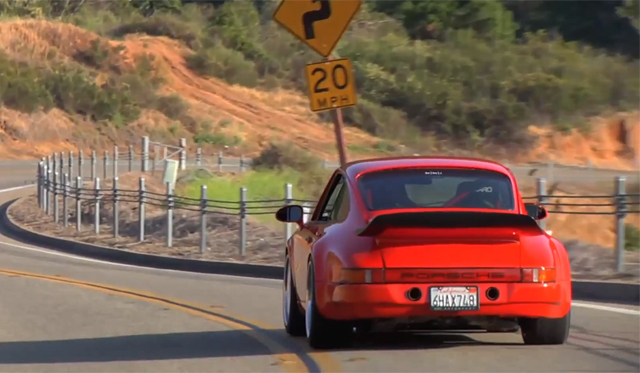 Video: Tuned Drives 1985 Porsche 911 'Project Nasty' by BBi Autosport