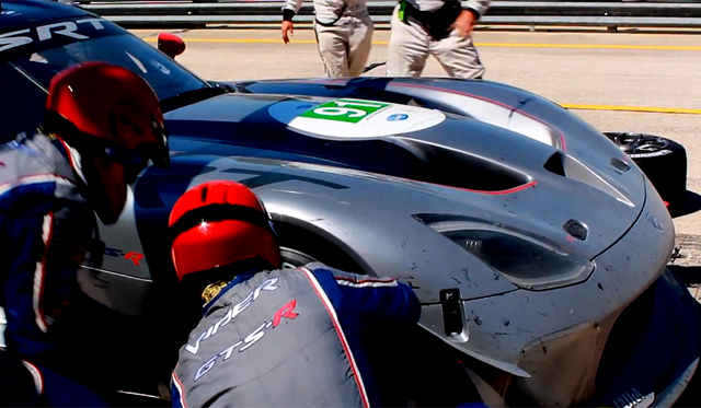 Video: SRT Teases Behind-the-Scenes Documentary of Viper GTS-R