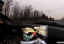 Video: Ride in a Lexus LFA Nurburgring Edition at Monza