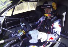Video: Sebastien Loeb Drives the Peugeot 208 T16 Pikes Peak car