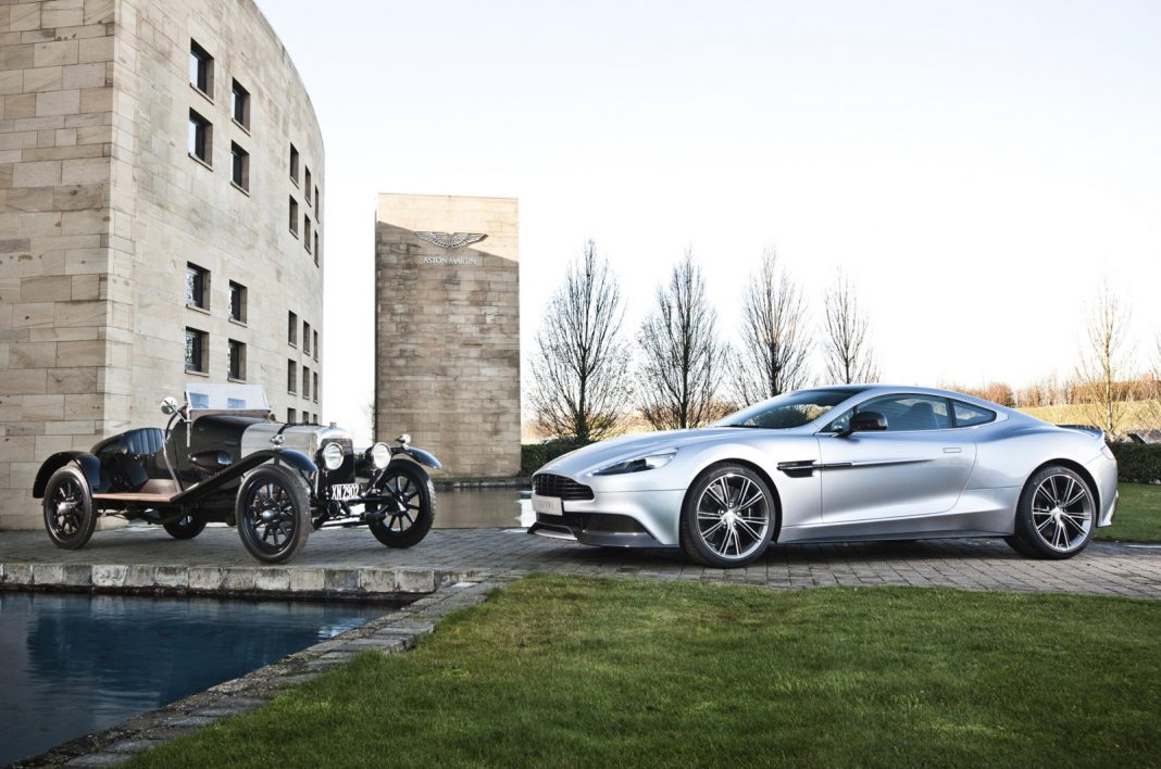 Aston Martin Compeletes £150 Million Investment Deal With Investindustrial