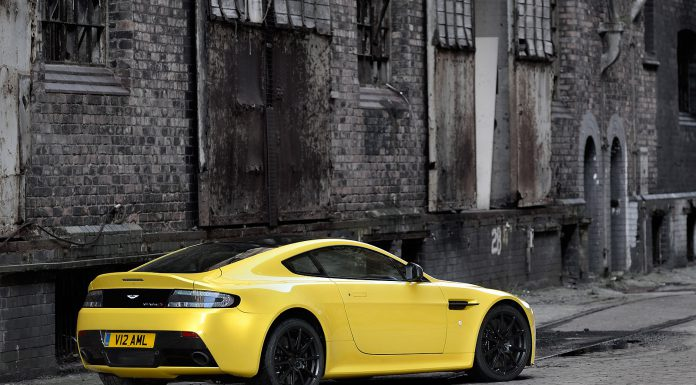 Official: 2014 Aston Martin V12 Vantage S