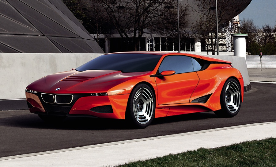 2016 Bmw M8 Could Feature 650hp V8 And Eight Speed