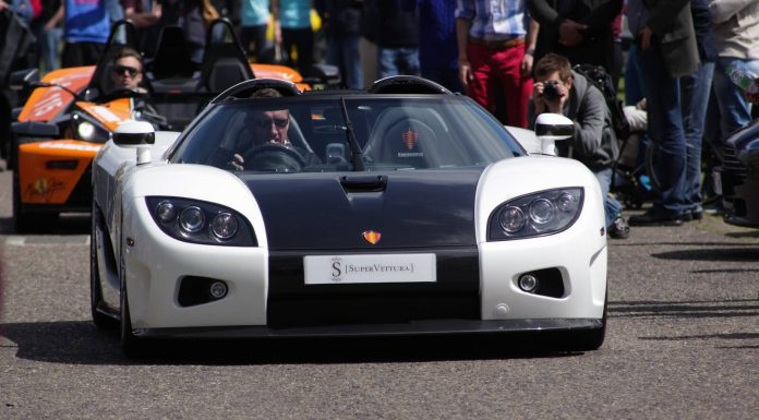 P1 Supercar Sunday Koenigsegg CCX