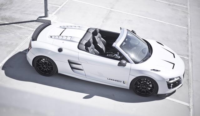 Official: Audi R8 Spyder by Linnhart
