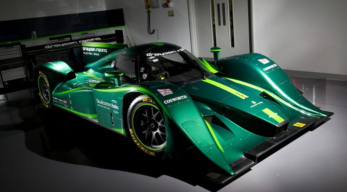 Lord Paul Drayson Aiming for Record 200mph in Custom Electric Supercar