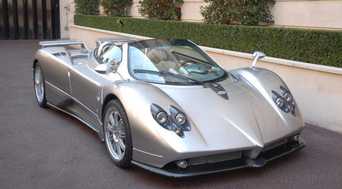 Pagani Zonda F Clubsport Roadster