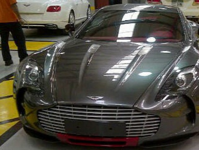 Dubai Police Adding Aston Martin One-77 to Already-Insane Exotic Fleet