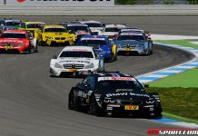 BMW wins at DTM Hockenheim