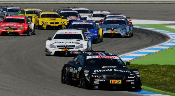 BMW wins at DTM Hockenheim