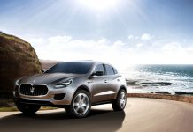 Report: Maserati Levante Pinned for 2015 With 530hp V8