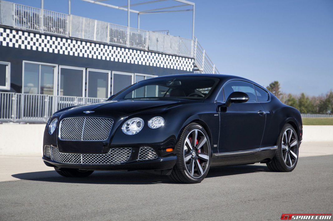 Le Mans Bentley Continental GT