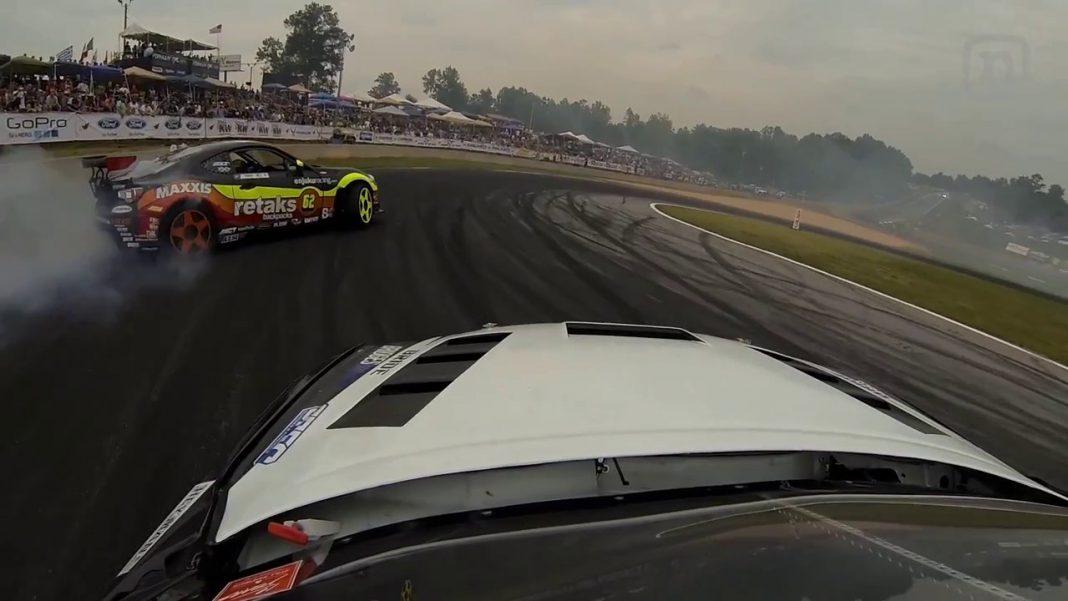 Formula Drift Round 2