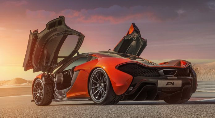 Around 100 McLaren P1's are Still Available