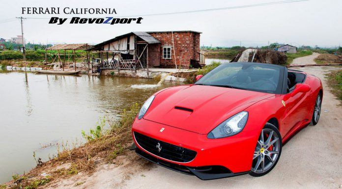 Ferrari California by Revozport