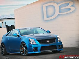 Cadillac CTS-V Coupe by D3 Group