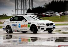 BMW Breaks Drift Record
