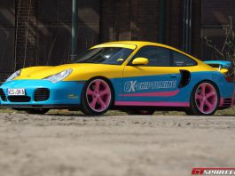 Porsche 996 Turbo by OK Chiptuning