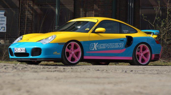 Porsche 996 Turbo by OK Chiptuning