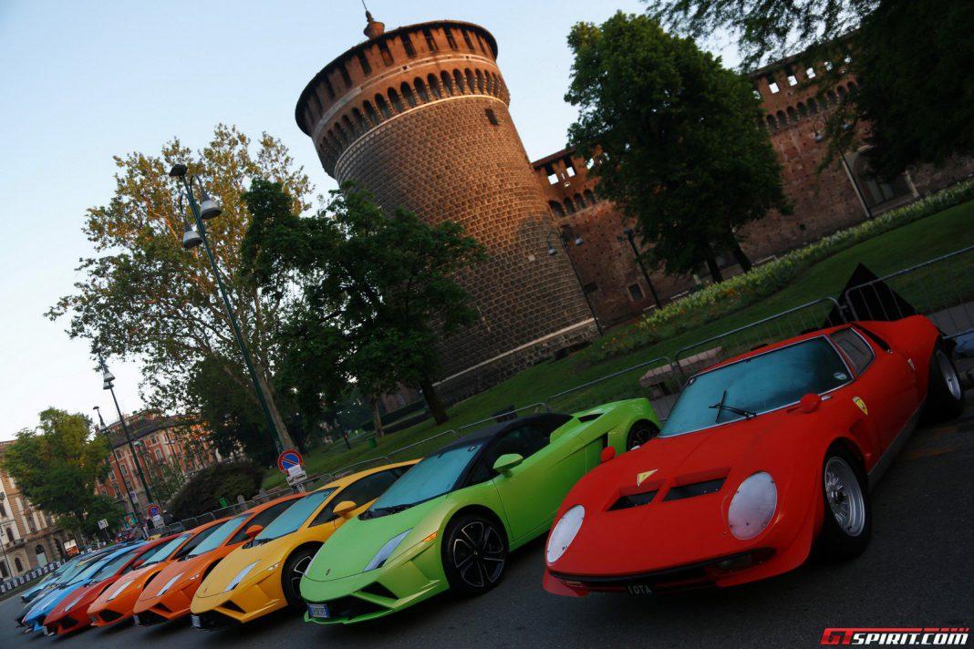 Lamborghini Grand Giro