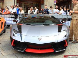 Lamborghini 50 Anniversario