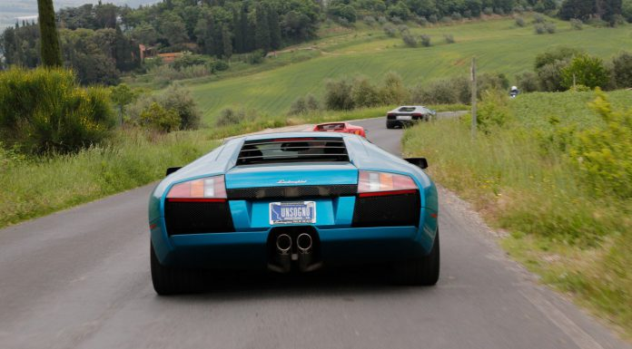 Lamborghini Grand Giro Day 3