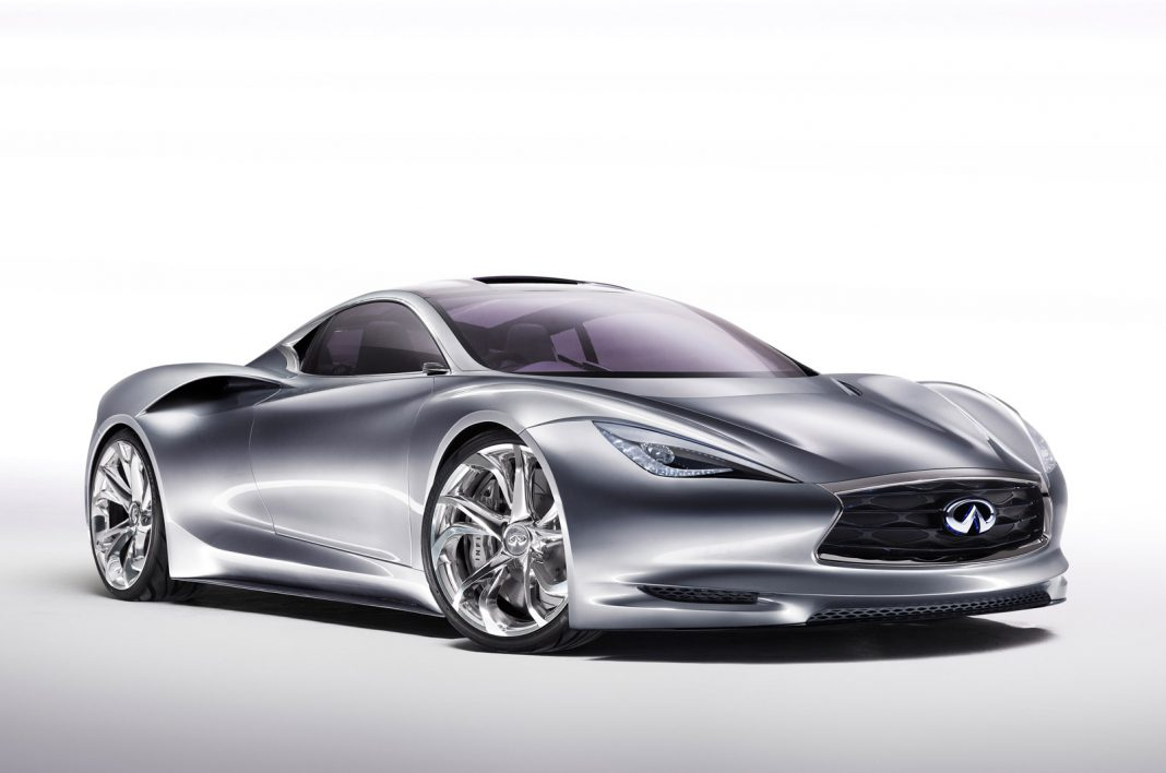 Infiniti Sports car set for Debut Within 3 Years