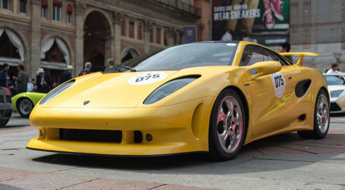 Lamborghini Cala by ItalDesign