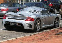 Ralph Lauren Spotted Driving $570K Ruf CTR-3