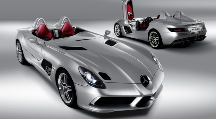 Rihanna Purchases Mercedes-Benz SLR Stirling Moss for Chris Brown