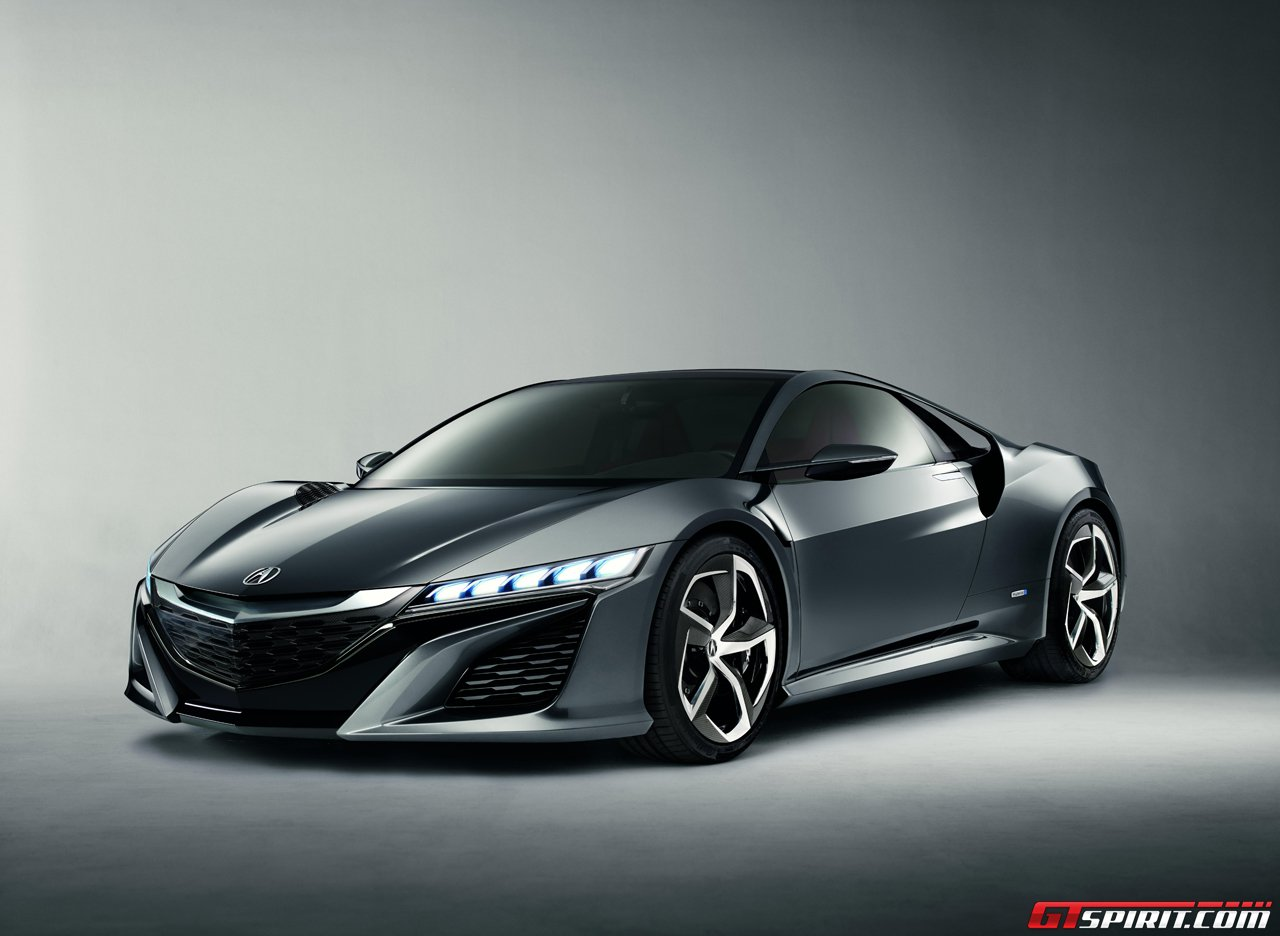 Charming New Honda NSX To Be Produced In The U.S