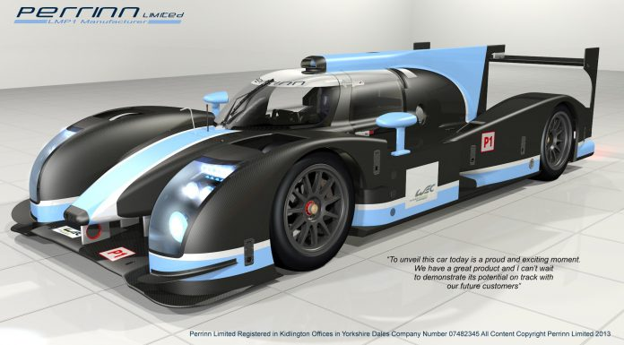 Perrinn Limited Launches LMP1 Racer for Customers