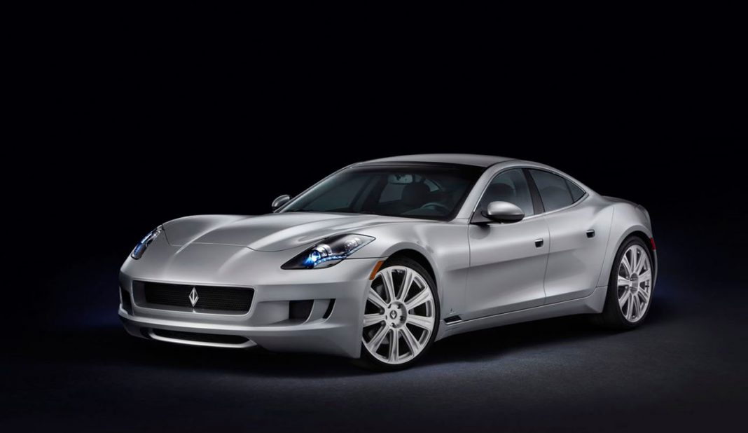 Fisker Karma Owners Rush to VL Productions for V8 Transplant