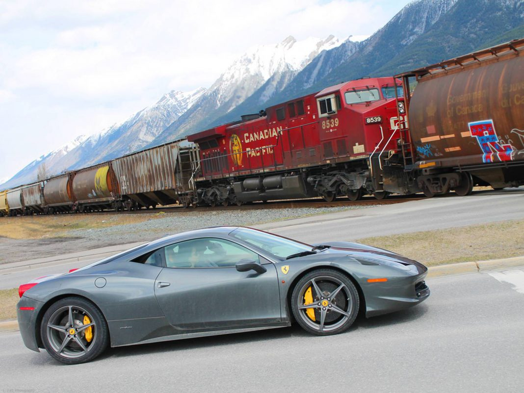 Gallery: Supercars in Alberta by Austin Morland