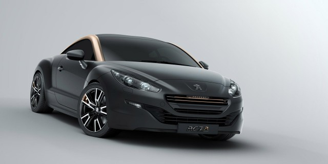 Production-Ready Peugeot RCZ R Spotted