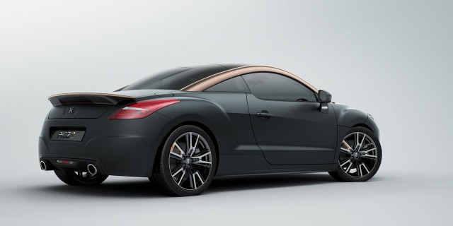 Production-Ready Peugeot RCZ R to Debut at Goodwood
