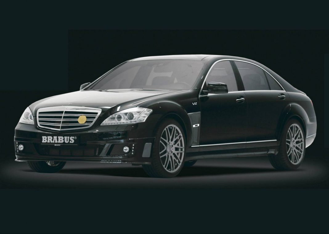 Official: Brabus 60 S Dragon Edition for China