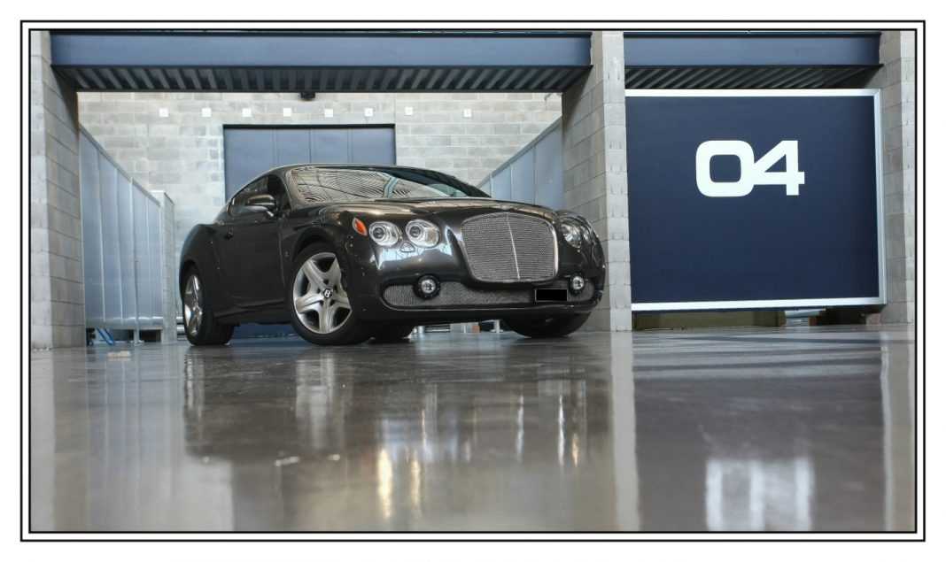For Sale: 2006 Bentley Continental GTZ Zagato