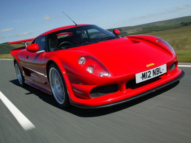 Video: Ride in Noble M12 Twin-Turbo