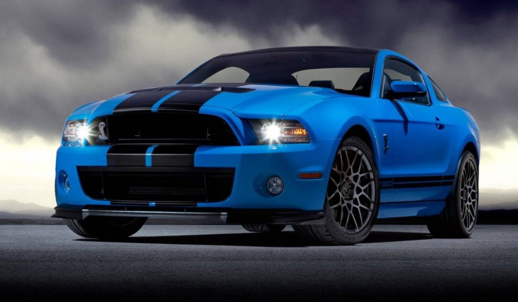 2013 Ford Mustang GT500