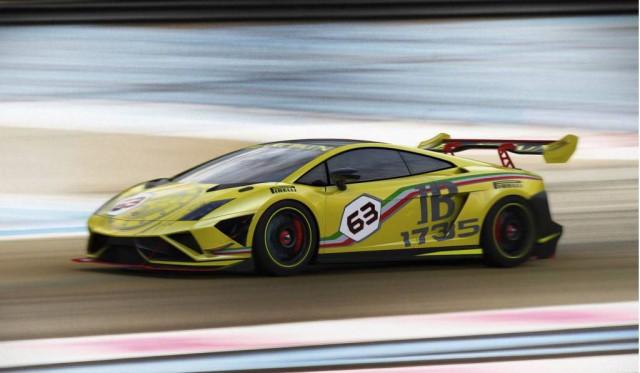 2013 Lamborghini Gallardo Super Trofeo can be Rented for $35k