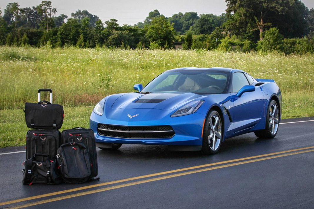 Official: 2014 Chevrolet Corvette Stingray Premiere Edition