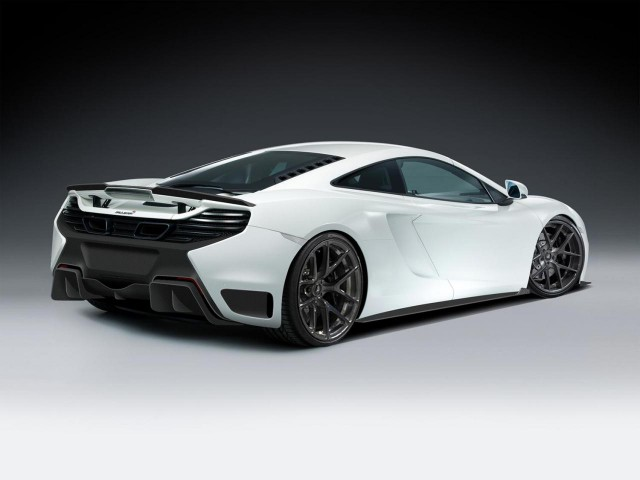 Official: McLaren-V Concept by Vorsteiner