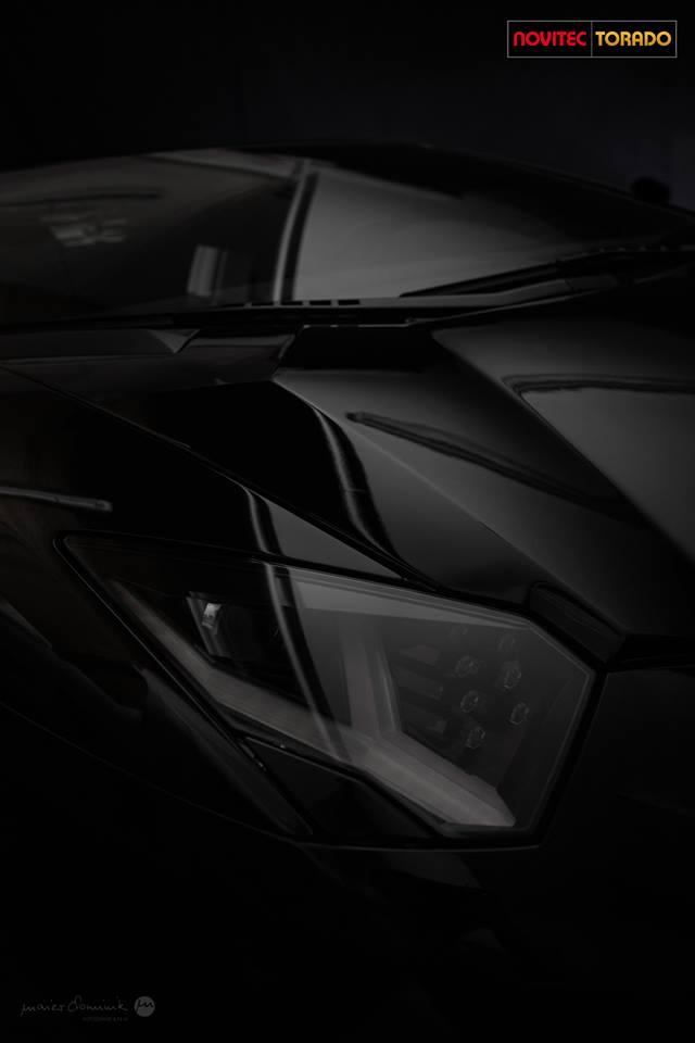 Novitec Rosso Teases new Lamborghini Aventador