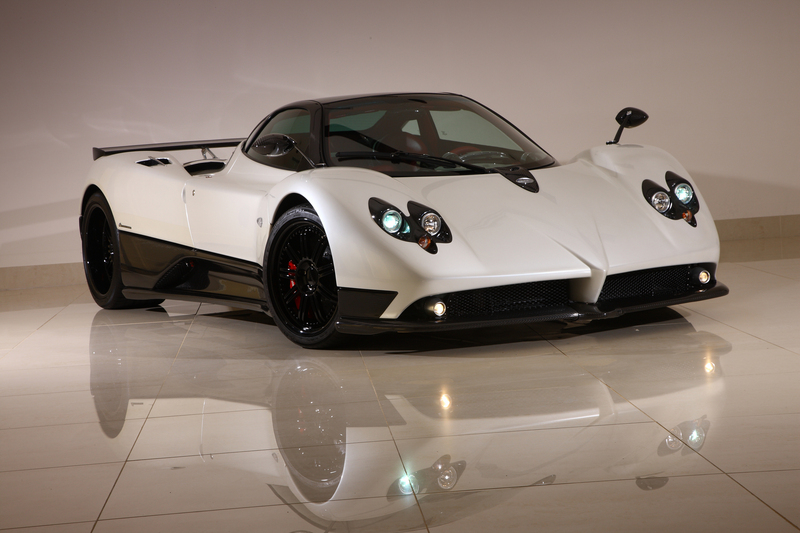 For Sale: Japanese 2008 Pagani Zonda F Clubsport