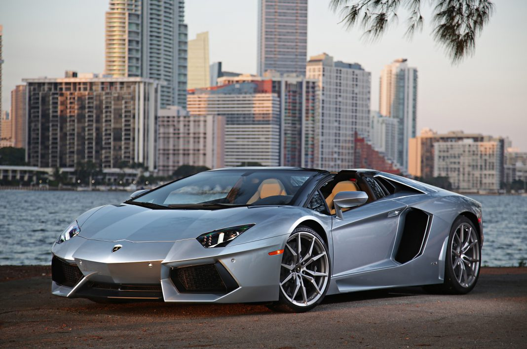 Lamborghini Bringing Over 30 Models to Cholmondeley Pageant of Power