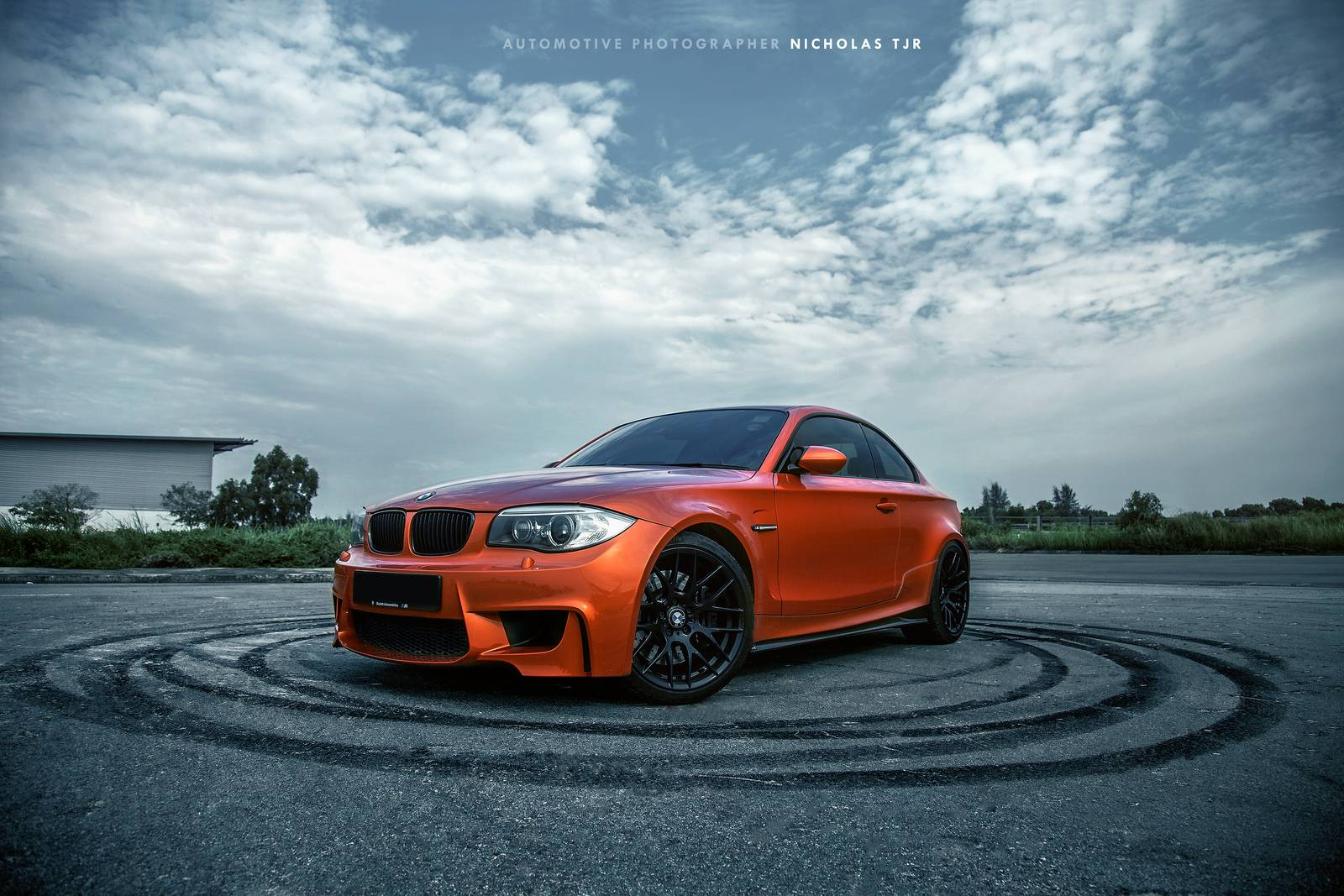 Photo Of The Day: BMW 1M Coupe by Nicholas TJ.R