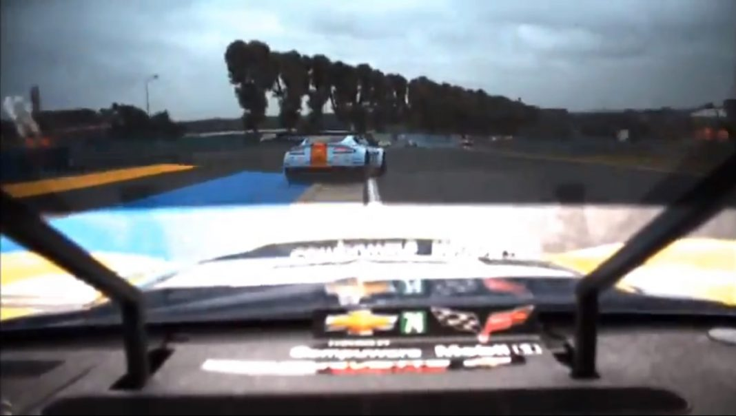 Allan Simonsen Aston Martin Crash