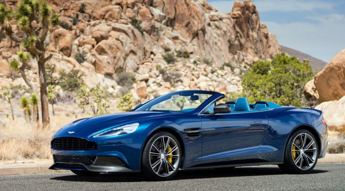 Official: 2014 Aston Martin Vanquish Volante